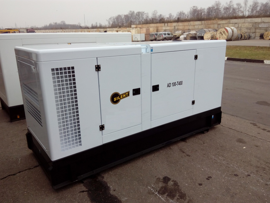 Дизельный генератор 100кВт